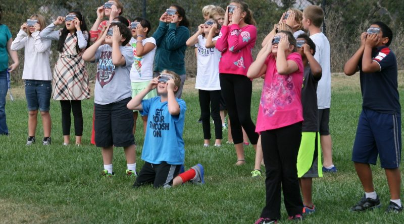 Five organised eclipse viewing events with astronomers on hand