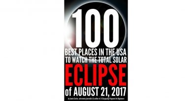 100 days countdown: 100 places to see the Total Eclipse this August
