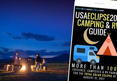 EXCLUSIVE: 100 eclipse campsites, festivals and RV parks for August 21