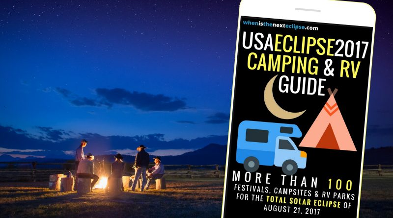 Eclipse Camping & RV Guide August 21, 2017