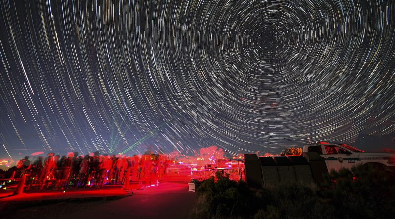 Where to go stargazing in southwest USA on your way to the Path of Totality