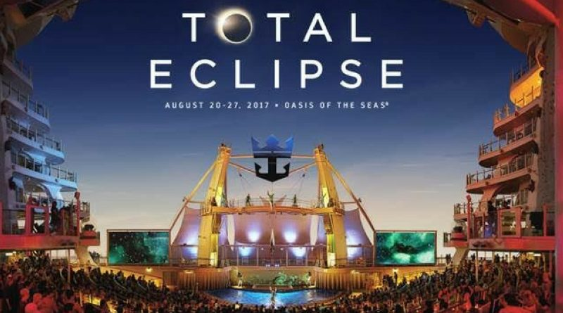 Royal Caribbean announces 'cruise to Totality'