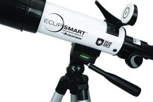 Telescopes for eclipse viewing: EclipsSmart Celestron
