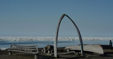 Great Bering Strait eclipse