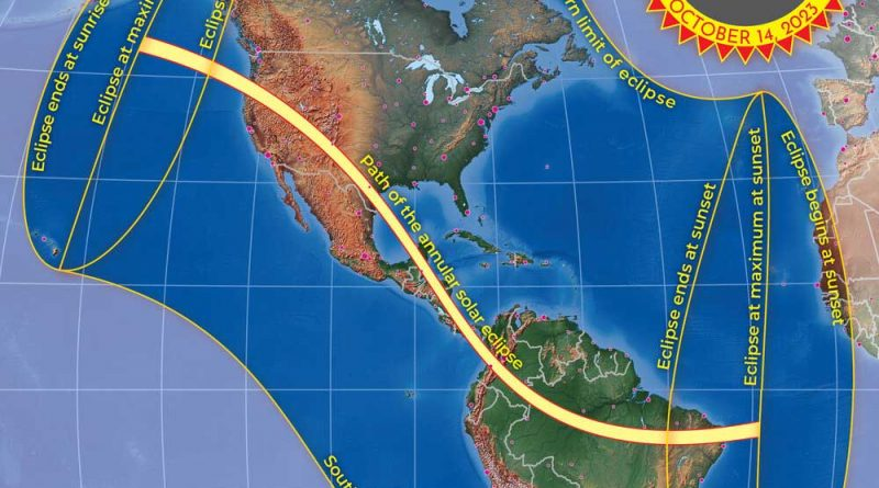 2023 annular solar eclipse