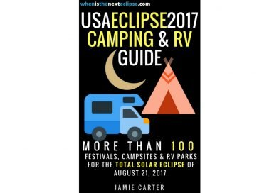 USA Eclipse Camping & RV Guide for August 21, 2017