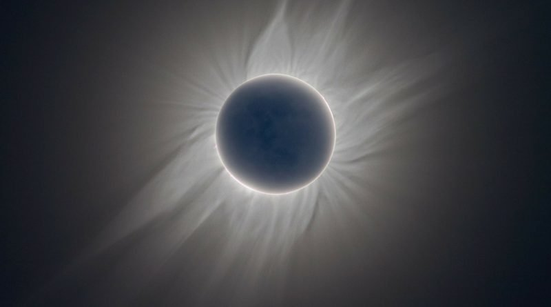 Why Total Solar Eclipses are like a hallucination?