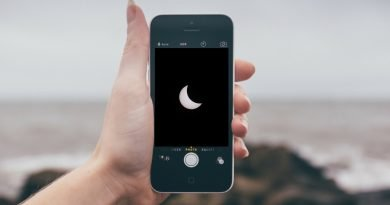 How to take a photo of the eclipse with a smartphone