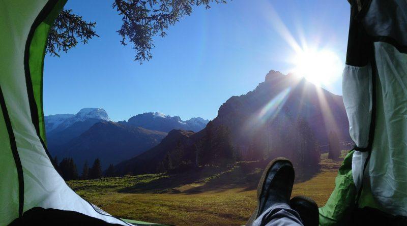 Eclipse camping campsites