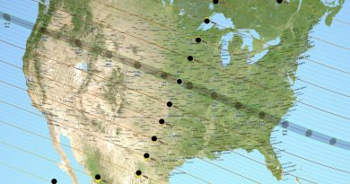 USA Path of Totality Eclipse Lottery