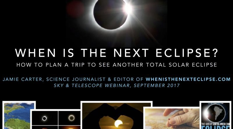 When is the next eclipse Webinar Image