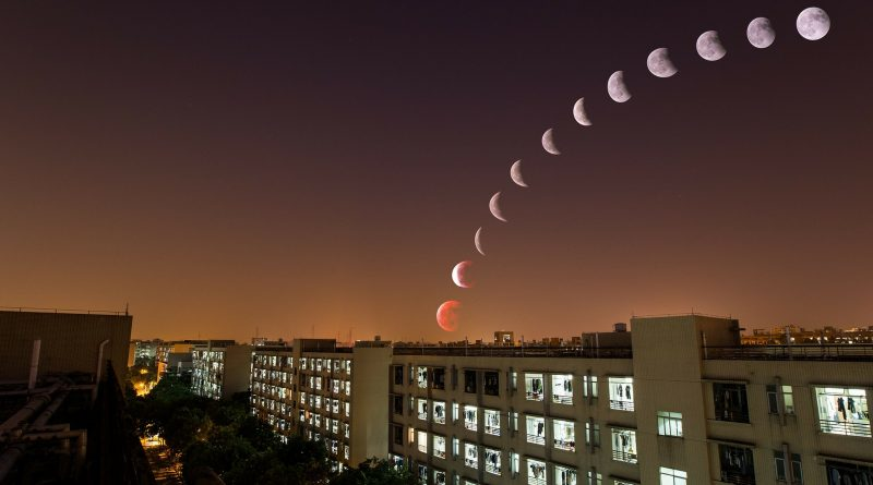 When is the next total lunar eclipse 'blood moon'?