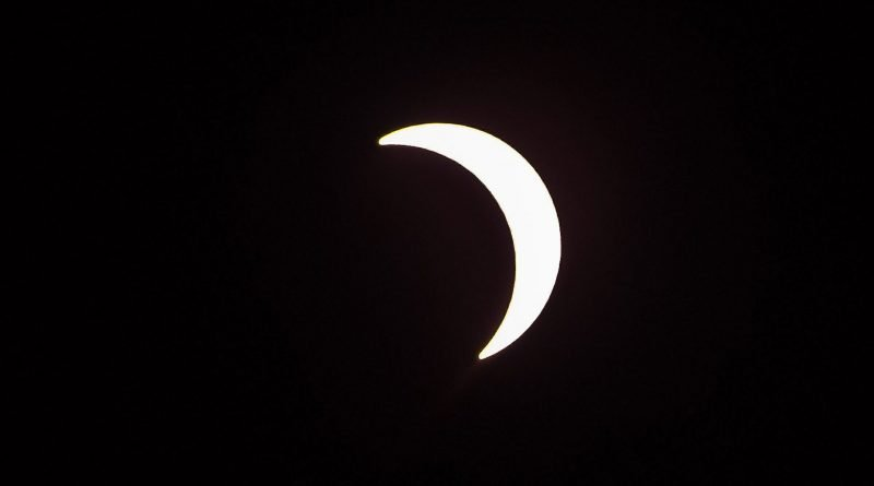 2018 partial solar eclipse