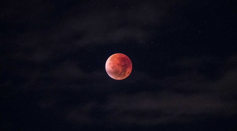 Love totality? Look at the moon tonight - longest total lunar eclipse