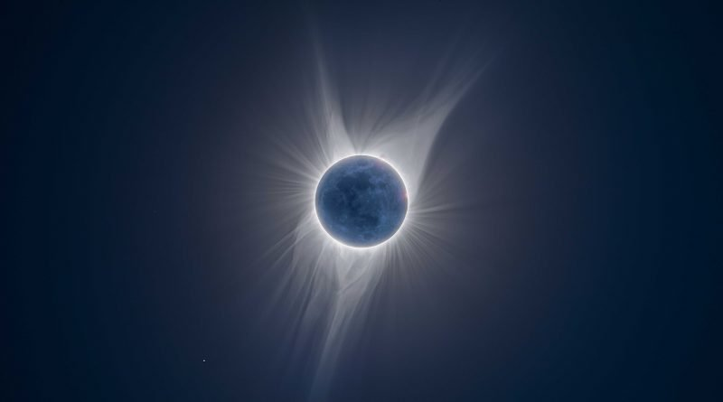 Eclipse Earthshine