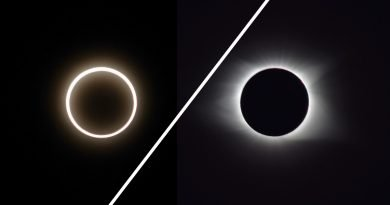 Hybrid Solar Eclipse