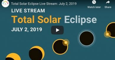 Total Solar Eclipse Online