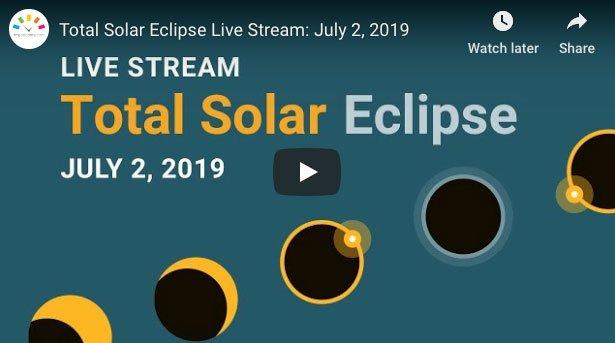 Total Solar Eclipse Online
