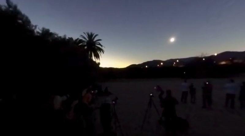 video 2019 total solar eclipse