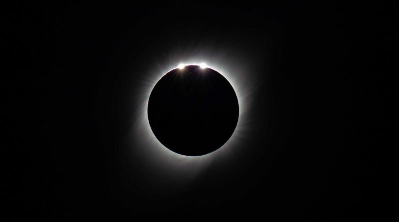 writing about the 2019 total solar eclipse
