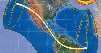 2023 annular solar eclipse