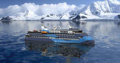 Eclipse Cruise Antarctica